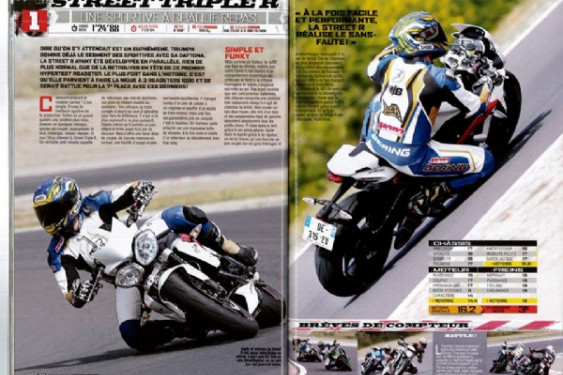 Hyper Test 2014 - Moto et Motards